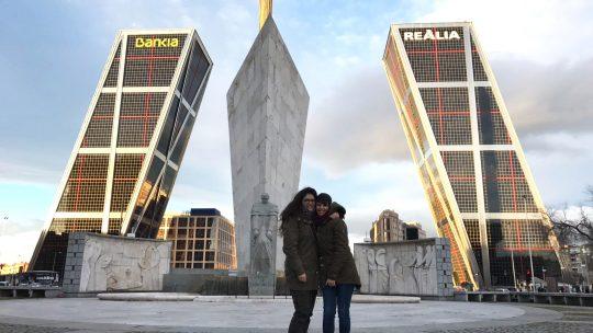 Avventure in Erasmus: l'esperienza di Giulia a Madrid!