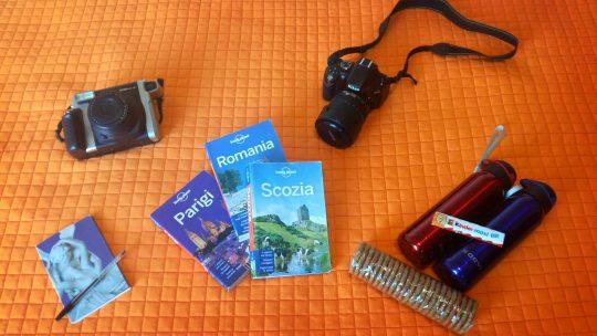 In valigia: i 5 oggetti che non lascio mai a casa!