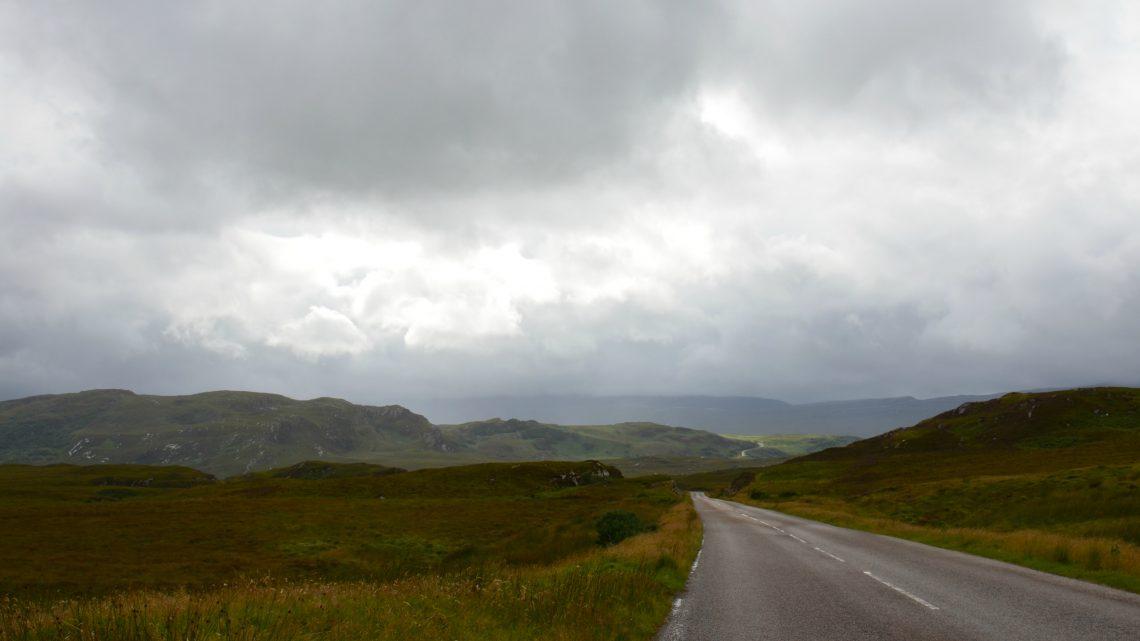 Scozia on the road in 15 giorni – Itinerario