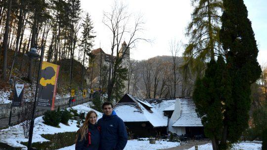Visitare il castello di Dracula in Romania