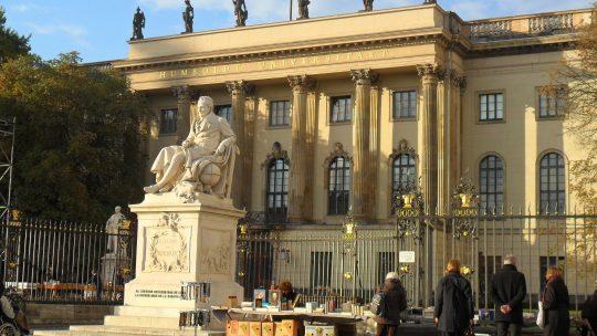 Avventure in Erasmus: l'esperienza di Fiorella a Berlino!